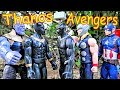 Download Lagu Thanos vs Hulk, Black Panther, Iron Man, Thor - Avengers Full Fight! Mp3 Free