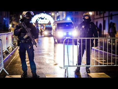 Frankreich: Der Täter des Terroranschlags in Straßbur ...