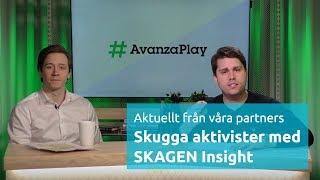Avanza om Skagen Insight