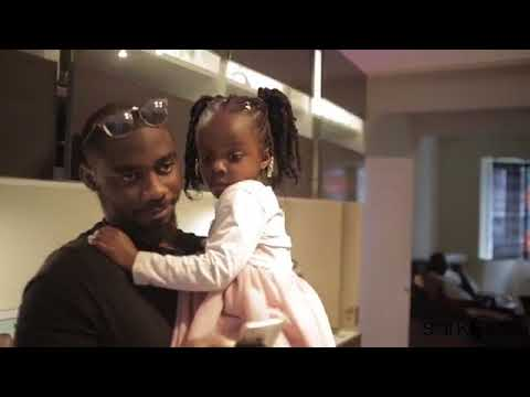 Sarkodie Celebrates Weekends With Family
