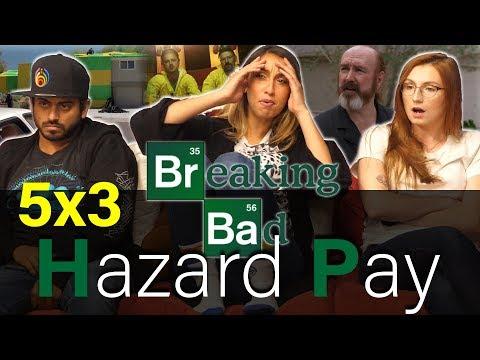Breaking Bad - 5x3 Hazard Pay - Group Reaction