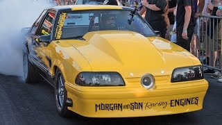 TURBO Texas Mustang - Gangster Class DOMINATION! by 1320Video