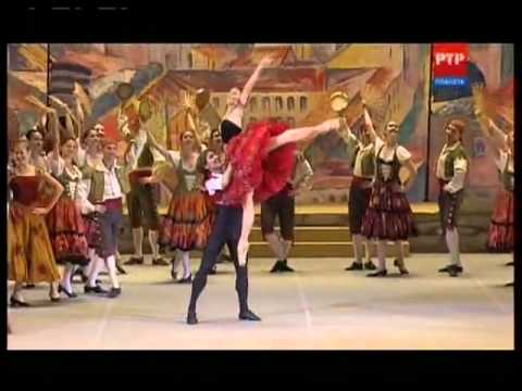 "Natalia Osipova In ""Don Quixote"": Highlights From Bolshoi Debut [HQ]"