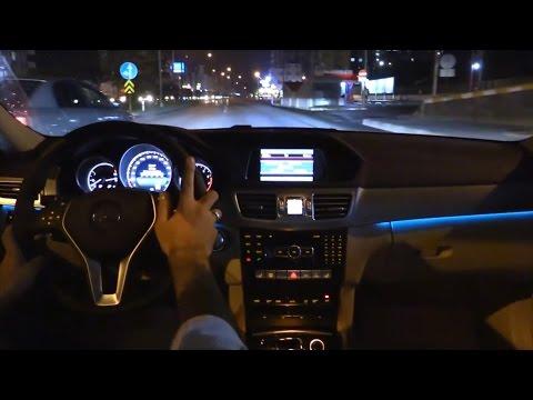 mercedes classe e 2015 test drive
