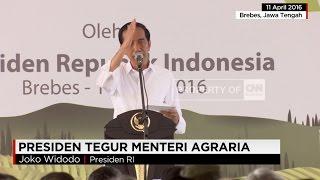 Video Jokowi Semprot Menteri Agraria MP3, 3GP, MP4, WEBM, AVI, FLV November 2017