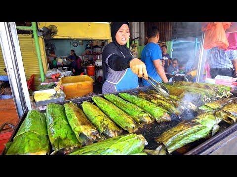 Muslim Street Food in MALAYSIA | Kuala Lumpur HALAL Street Food HEAVEN - BEST Malaysian Street Food