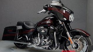 9. 2011  HARLEY DAVIDSON  FLHXSE2 CVO STREET GLIDE  - National Powersports Distributors