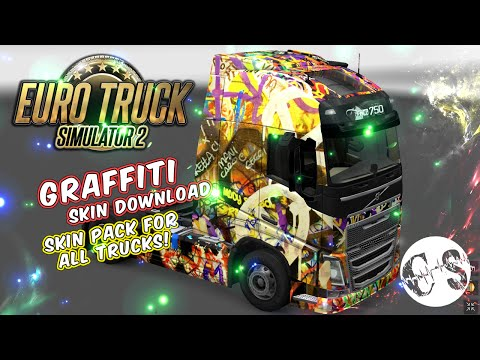 Graffiti Pack Skin for All Trucks