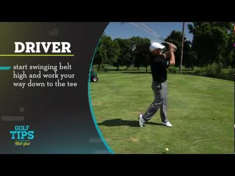 Golf Tips with pro Matt Just- Driving