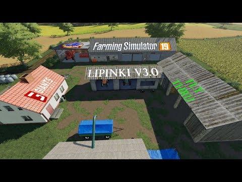 Lipinki Map v3.0