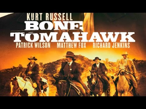 Kill count - BONE TOMAHAWK (2015)