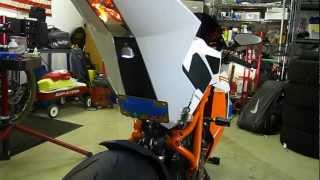 3. 2012 KTM RC8R with Competition Werkes