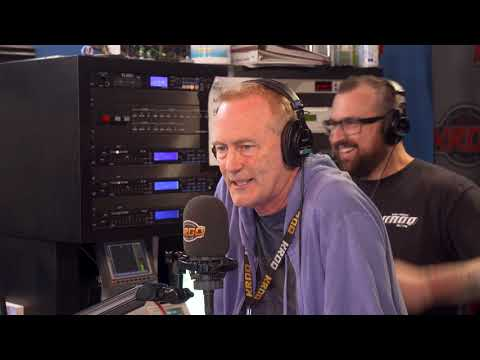 Poorman Calls In To KROQ On Bean's Last Day