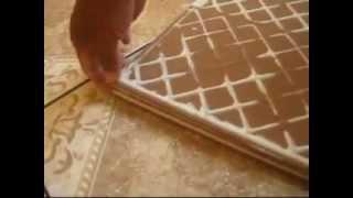 Como colocar ceramica con herramientas artesanales vidinfo Herramientas artesanales