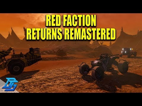 ONE OF MY FAVORITE GAMES OF ALL TIME REMASTERED - Red Faction Guerrilla Re-mars-tered (2018)