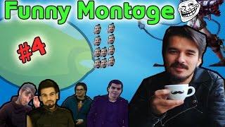 Funny Montage #4 - Kardeşim Kolunu Alır Mısın ?