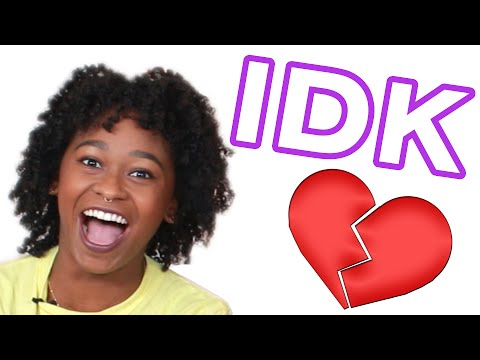 We Answered Your Questions About Breakups • Ladylike
