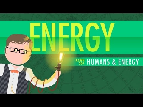 energy - In which Stan Muller subs for John Green and teaches you about energy and humanity. Today we discuss the ideas put forth by Alfred Crosby in his book, Children of the Sun. Historically, almost...