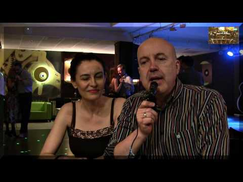 Tango y Buenos Aires protagonistas de una historia de amor. Katarzyna y Robert Kandefer
