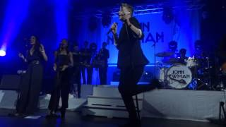 John Newman - Losing Sleep - Electric Brixton London - 6th November 2013