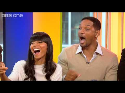 Will Smith and family – The One Show  – BBC One