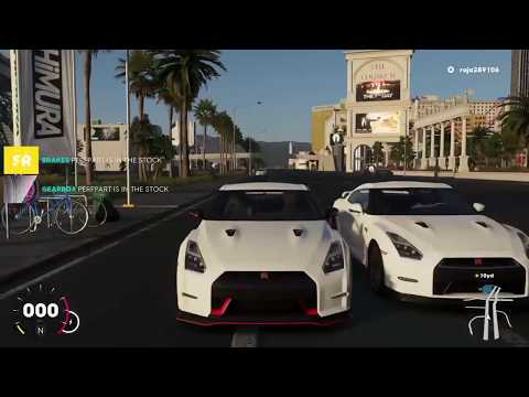 THE CREW 2 Gameplay Nissan GTR R35