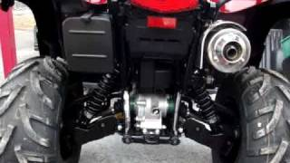 8. KingQuad 500 POWER STEERING  2009