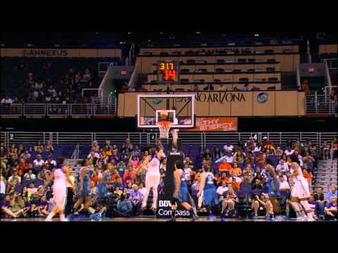 Diana Taurasi's Top 10 plays for 2013!