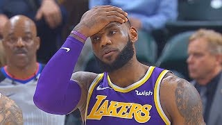 LeBron James Embarrassing Loss By 42 Points With Lakers! Lakers vs Pacers