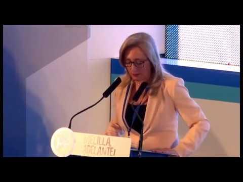 Discurso de Mª del Carmen Dueñas en la presentación del informe económico y de gestión del PP de Melilla