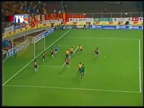 Excelente gol de Fernado Arce al Monarcas Morelia.