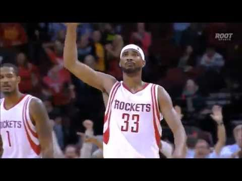 Corey Brewer hits miracle three to force overtime vs. Blazers