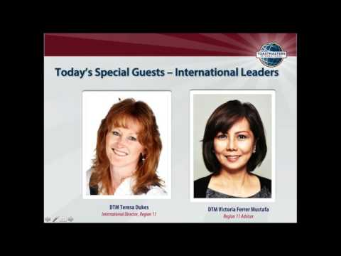 Leading Ladies: Lessons Learned on Our Journey with DTM Teresa Dukes & DTM Victoria Ferrer Mustafa