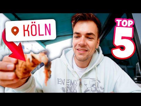 Play this video Die Top 5 besten Food Hotspots in KГln р
