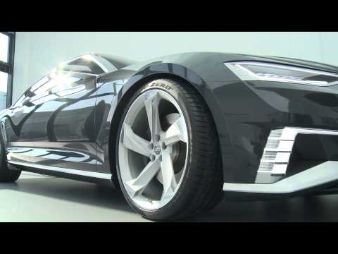 Audi prologue Avant Exterior Design | AutoMotoTV
