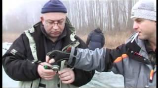 Зимняя рыбалка в Астрахани - Дельта Волги.