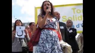 Elisabeth GOBRY, Vice-présidence aux affaires sociales et juridiques de l\\\'AEMO