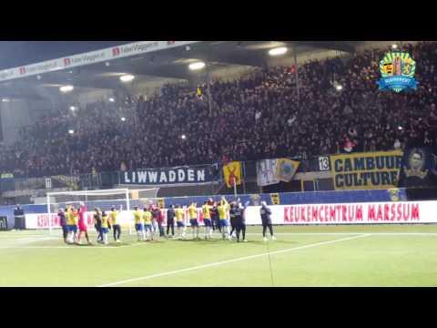 Sfeerverslag SC Cambuur - RKC Waalwijk