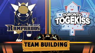 St. Louis Rampardos Team Building UCL S2 Week 9: VS Toronto Togekiss by aDrive