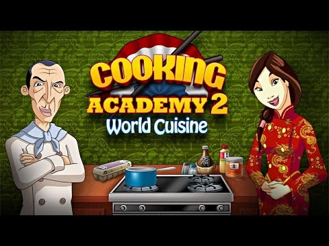 Cooking Academy 2: World Cuisine Trailer