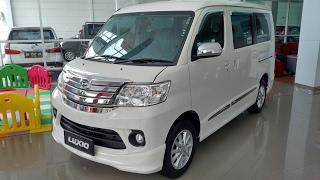 In Depth Tour Daihatsu Luxio X M/T Facelift - Indonesia