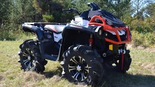 8. XMR850 Can-am Game Changer Specifications Review