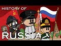 The Animated History of Russia