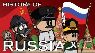 Join us in uncovering the rich history of Russia, the world's largest nation. From the Rus' to the Tzars, to Joseph Stalin, Russia has had an impact on the world for many centuries.Patreon: https://www.patreon.com/user?u=3585241Twitter: https://twitter.com/SuibhneOfficial?s=09Merchandise: http://shop.spreadshirt.com.au/Suibhne