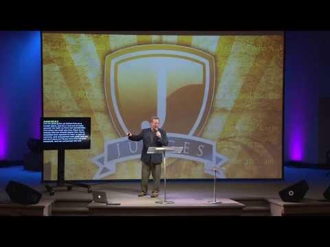 """The Right (Left) Man"" – Pastor Raymond Woodward"