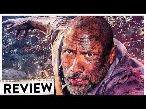 SKYSCRAPER | Review & Kritik inkl. Trailer Deutsch German