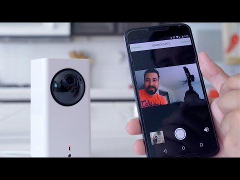iCamera Keep Home Security Camera Overview