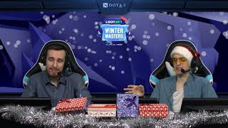 (RU) LOOT.BET Winter masters || Alliance vs Pavaga Gaming || map 3 || @MrDoublD & @Mr_Zais