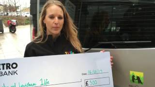 Cheque out the Community Fit Bus!