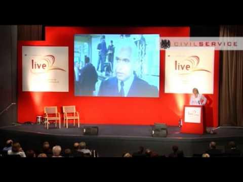 Civil Service Live Day 2 - Watch Over me - A unique collaboration